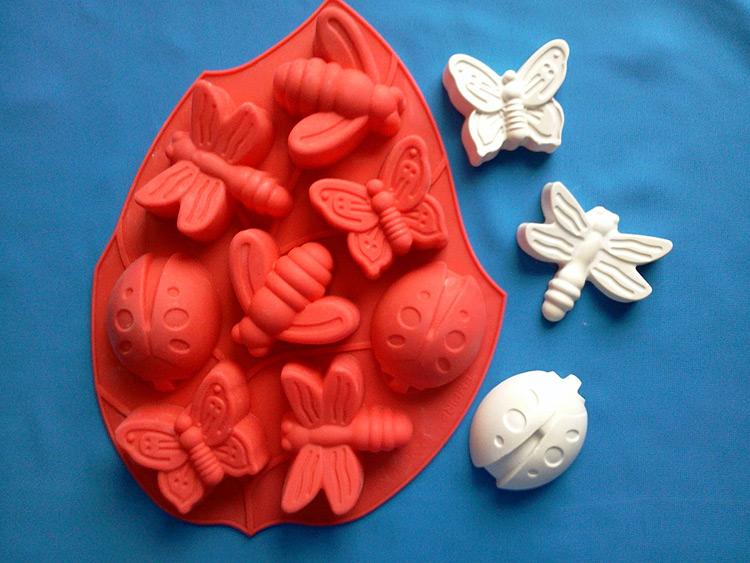 Как сделать формы для гипса из силикона